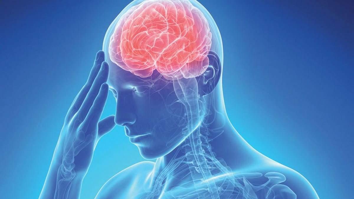 Симптоми інсульту
