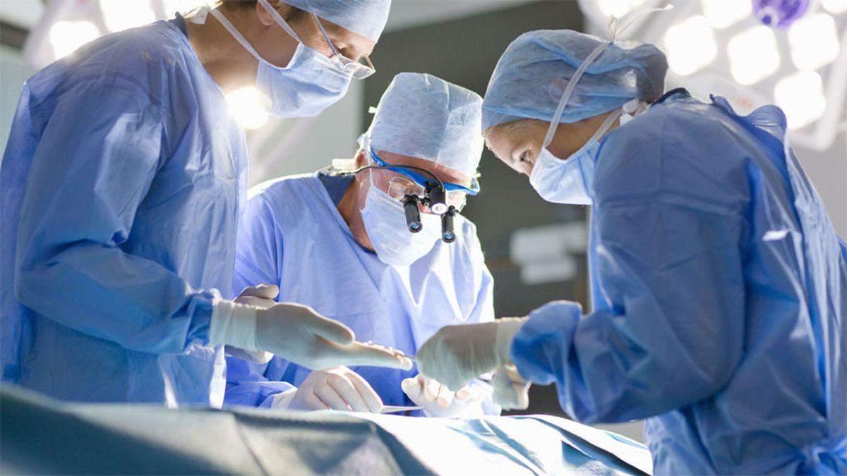 Трансплантація органів в Україні