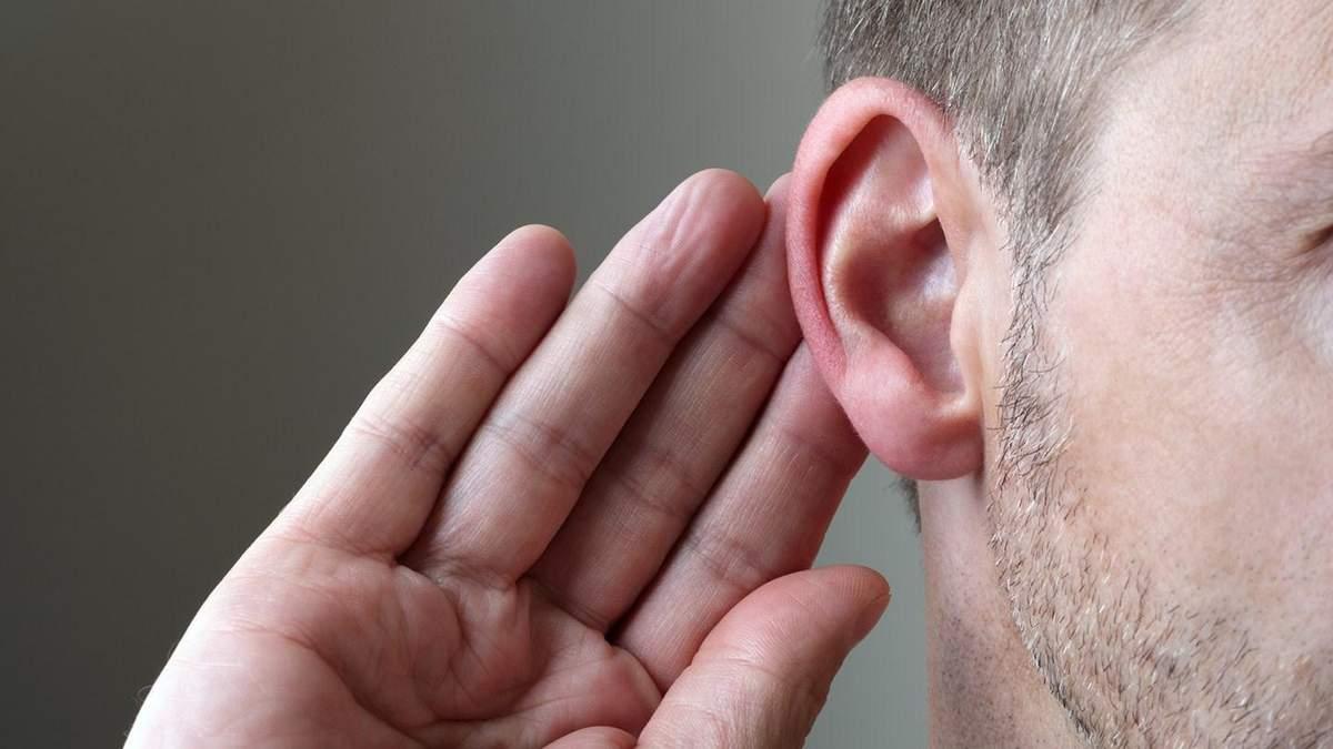 Сохранить слух