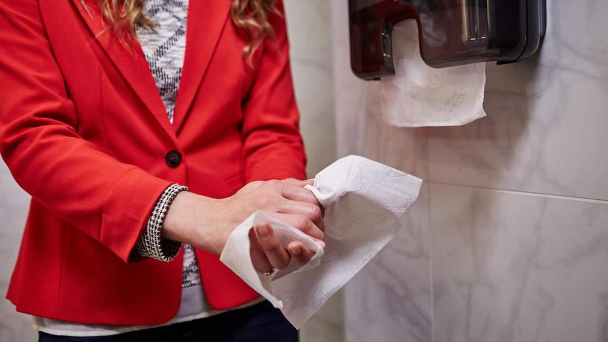 Как не заразиться чем-то в туалете