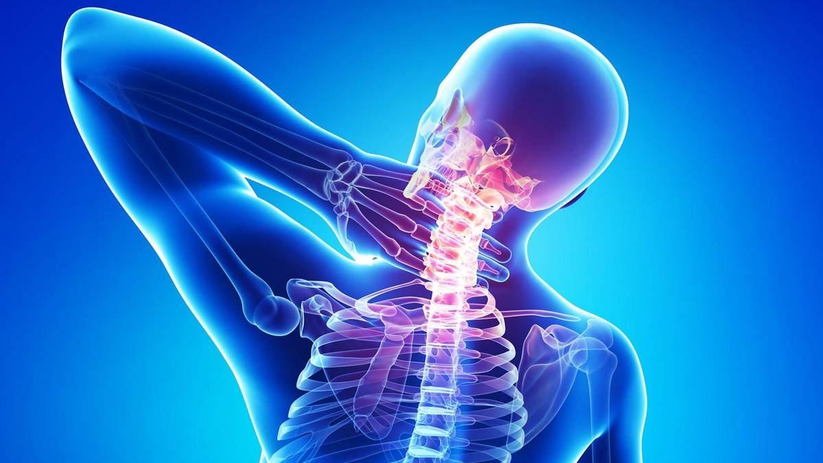 Причина остеопороза