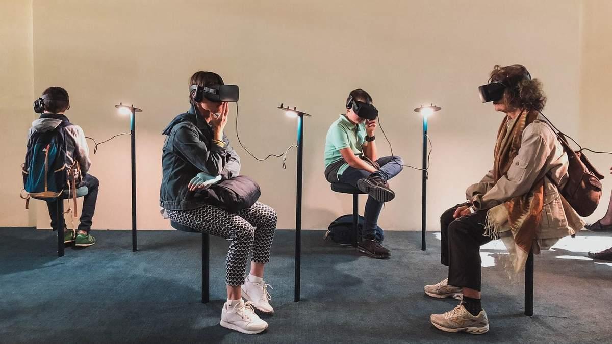 Терапия с помощью виртуальной реальности