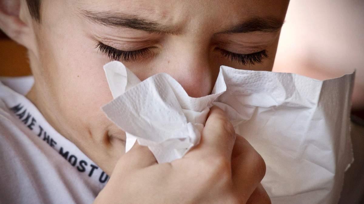 Кашлюк: симптоми, лікування, профілактика