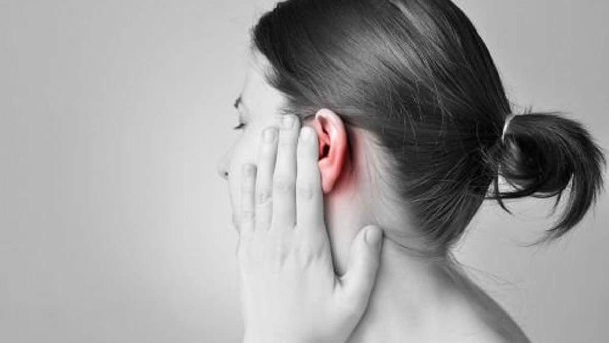 Як забрати воду з вух