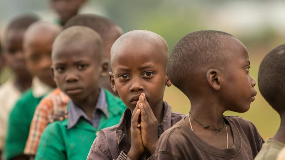 Корь в Конго