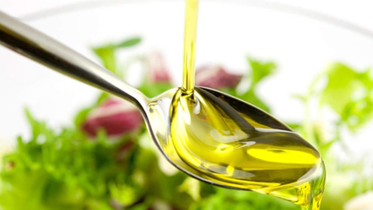 Оливкова олія позитивно впливає на роботу мозку