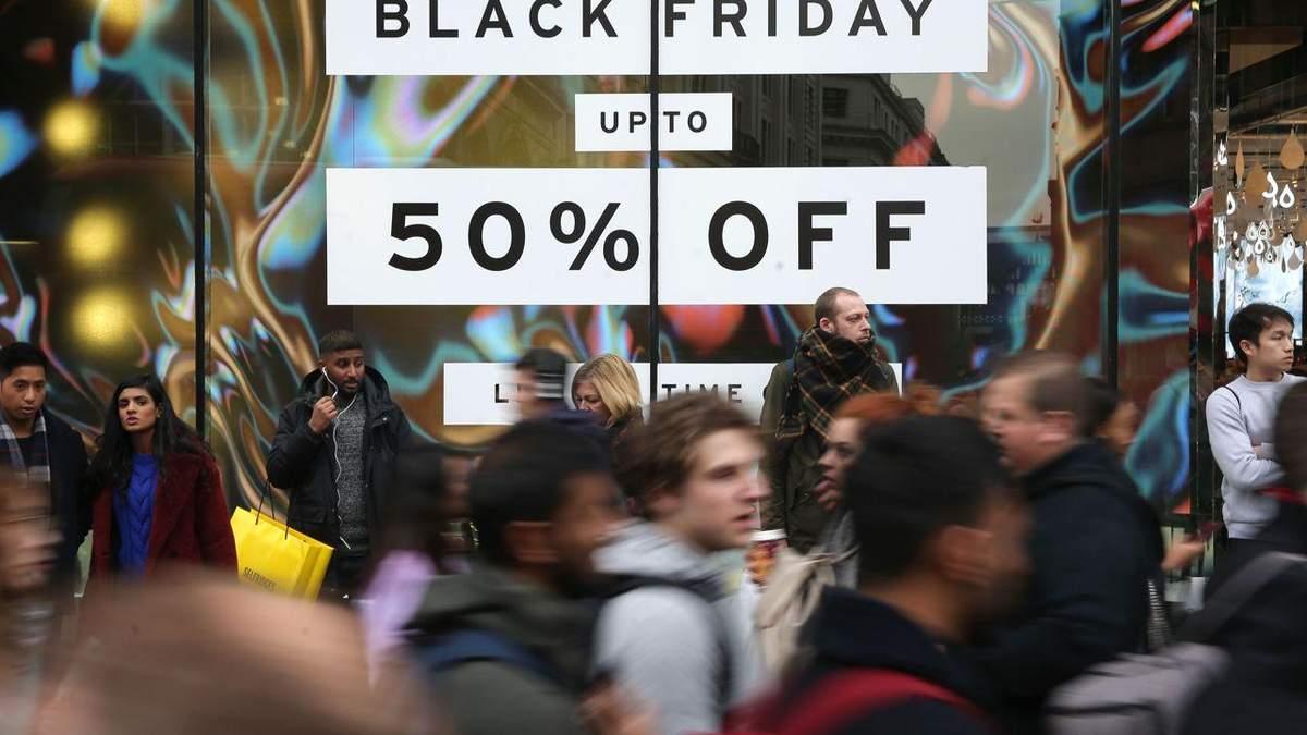 Чорна п'ятниця: Супрун розповіла чим небезпечний масовий шопінг