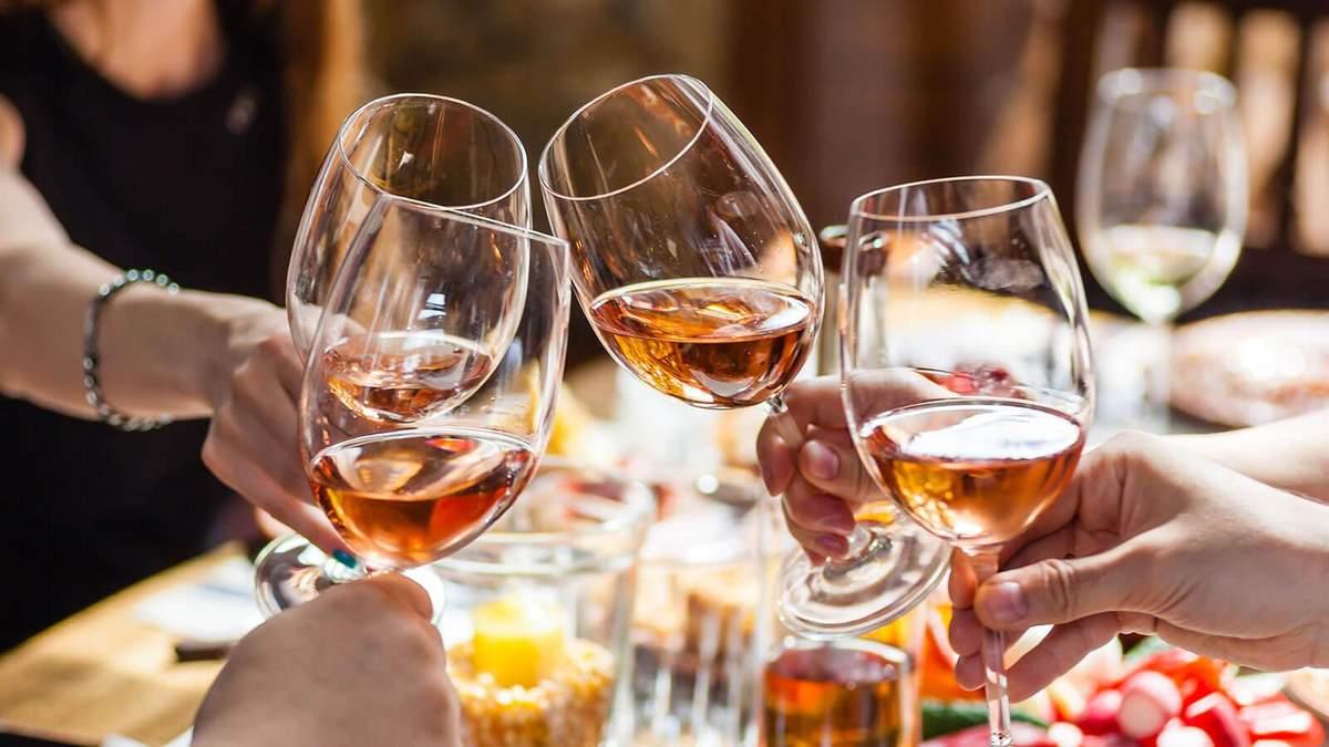 Як пити алкоголь безпечно