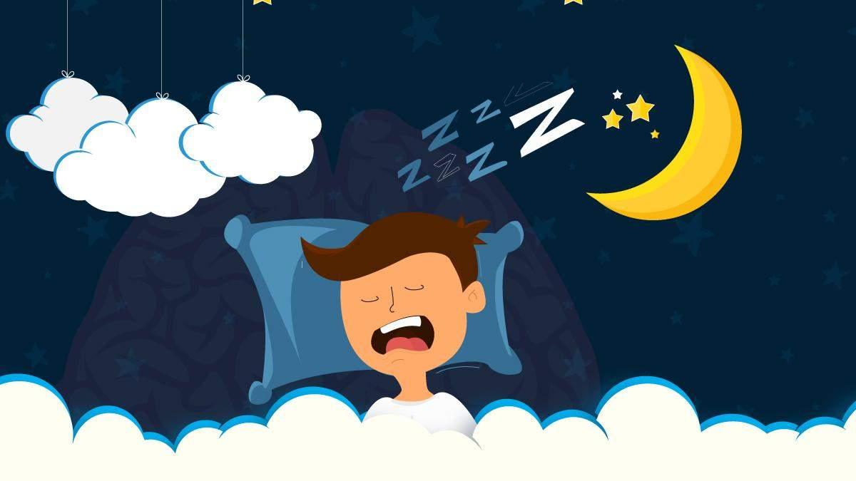 У скільки потрібно лягти спати, щоб виспатися – таблиця