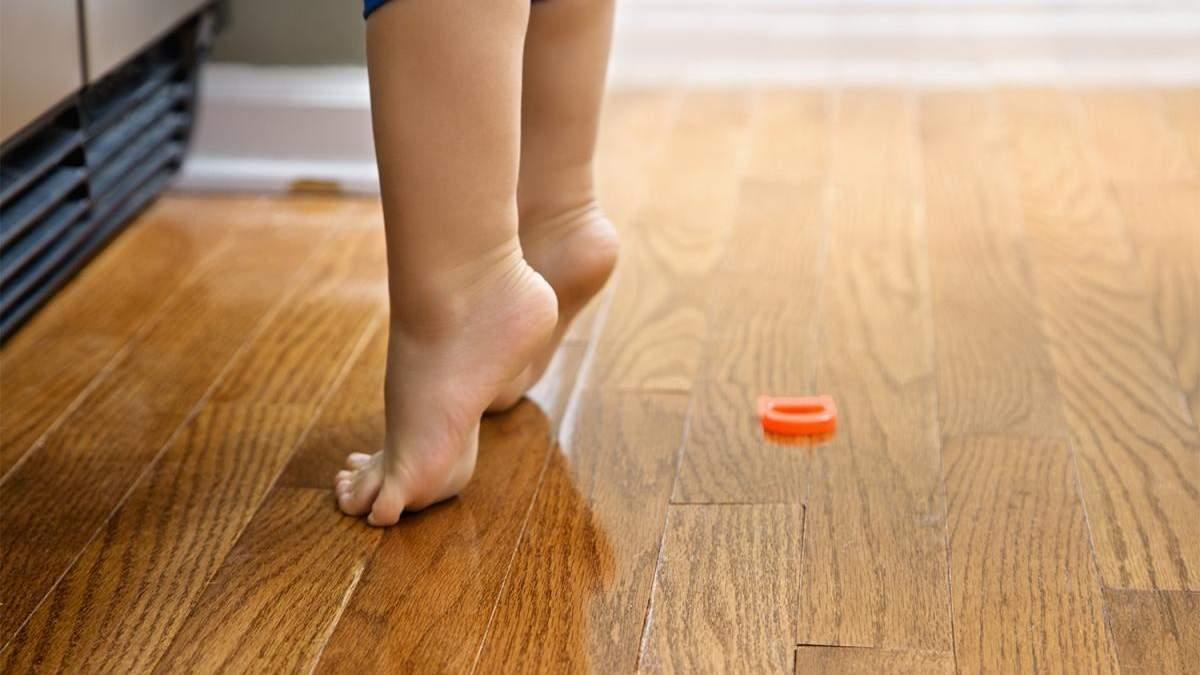 Про який діагноз свідчить ходьба на пальчиках
