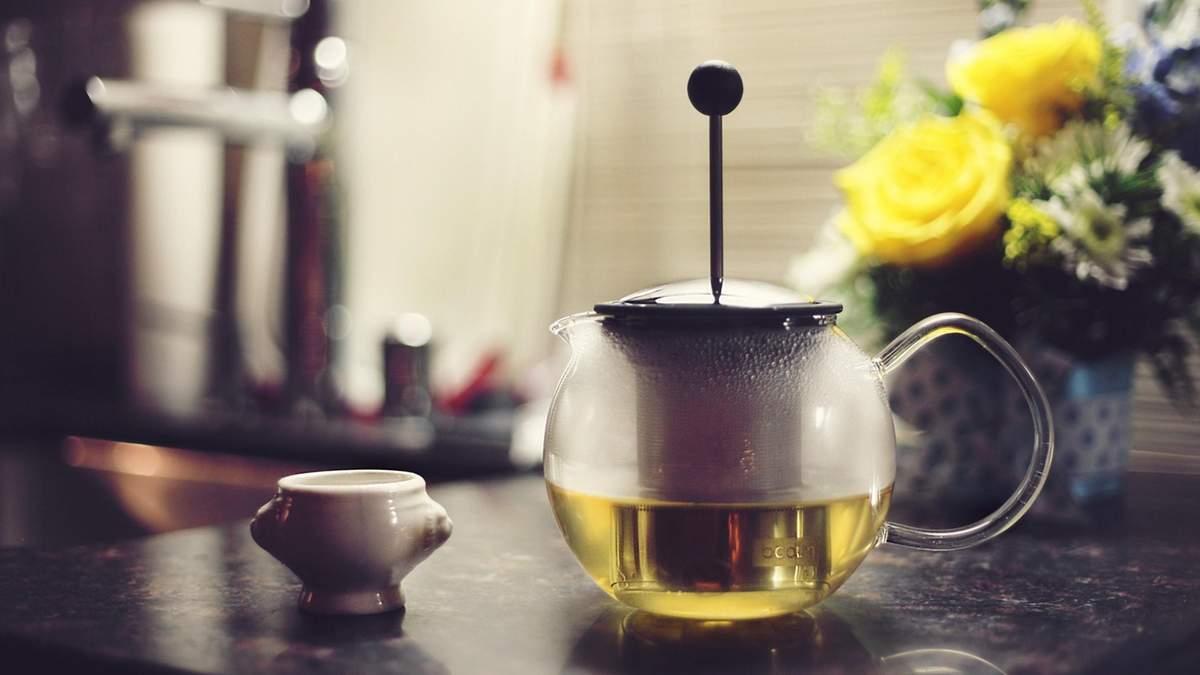Скільки чаю можна пити