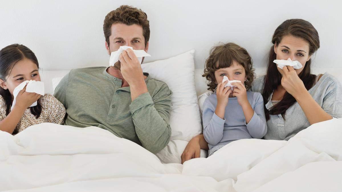 Як відрізнити застуду від інших захворювань
