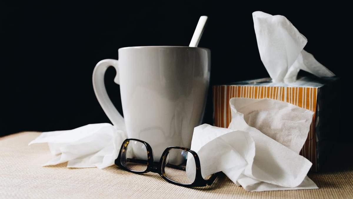Коли очікувати епідемію грипу