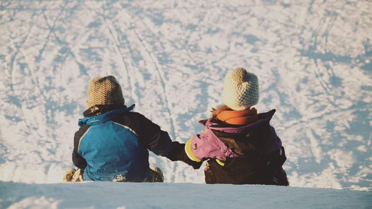 Як доглядати за дитиною взимку