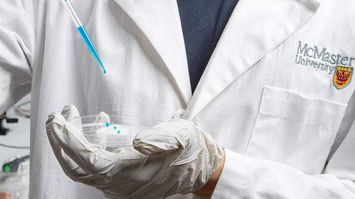 Вчені розробили плівку, яка захищає від усіх вірусів та бактерії