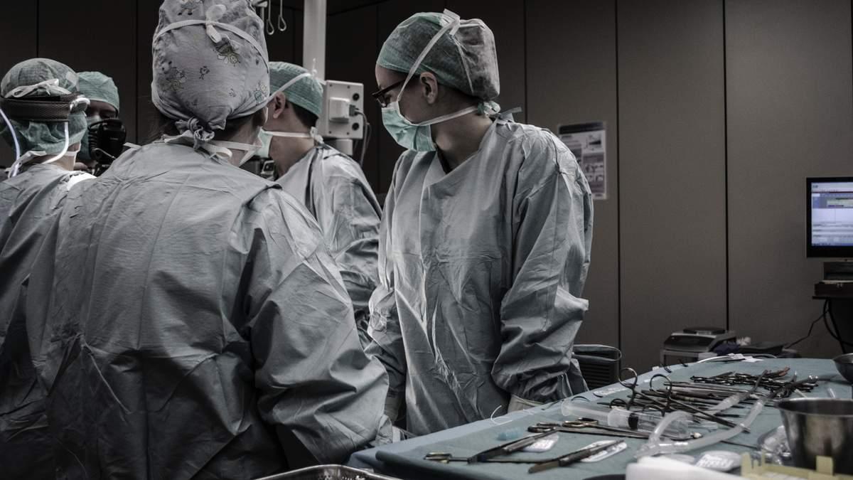 Трансплантація в Україні
