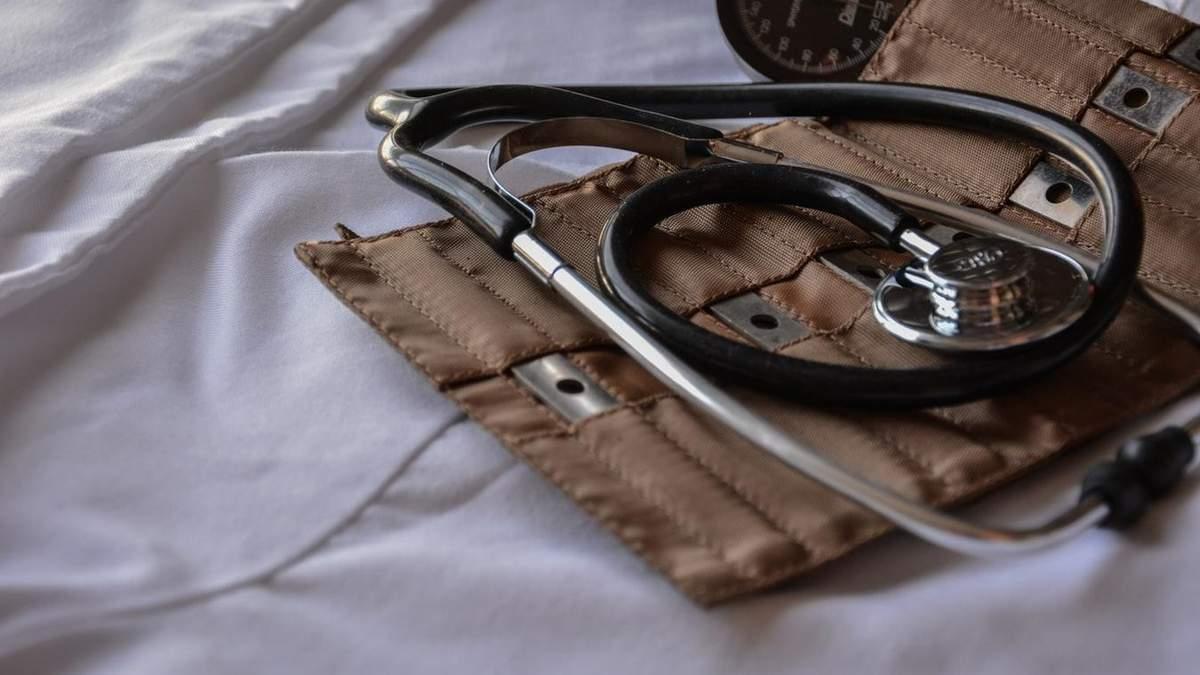 Реорганизация медицинских учреждений