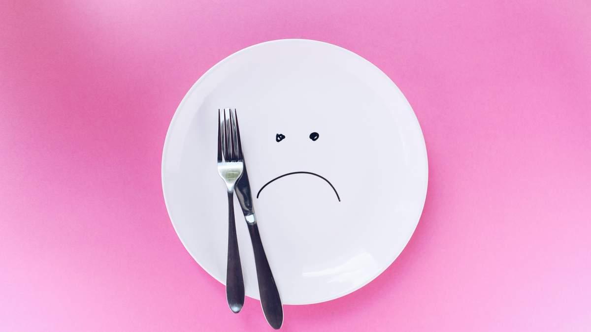 Ограничение в еде заставляет чувствовать нас одинокими