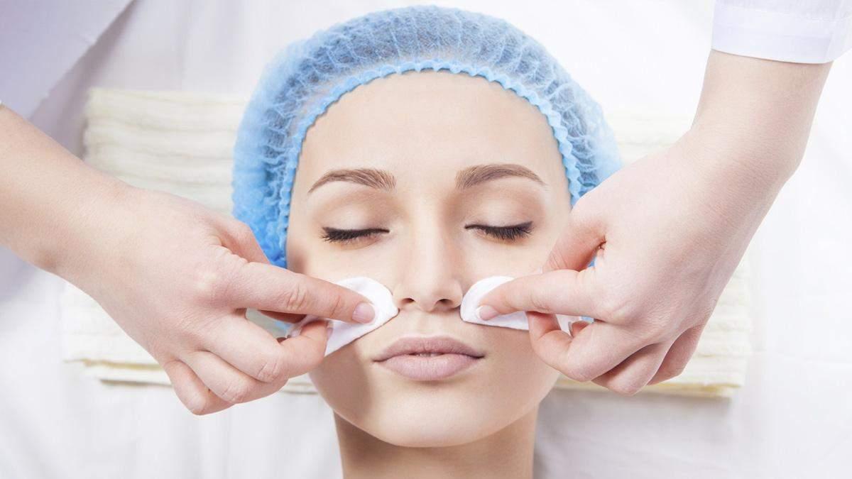 Як покращити ефект після чистки обличчя