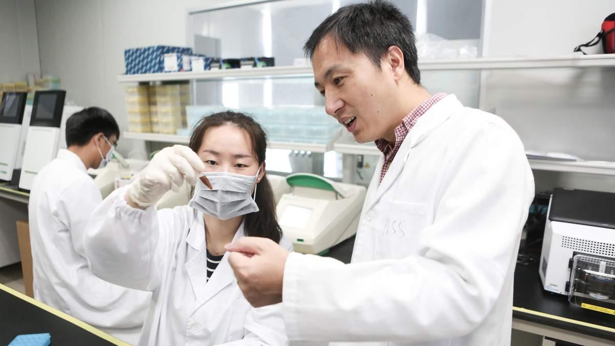 Вчених, які створили ГМО-дітей, ув'язнили за досліди над ембріонами