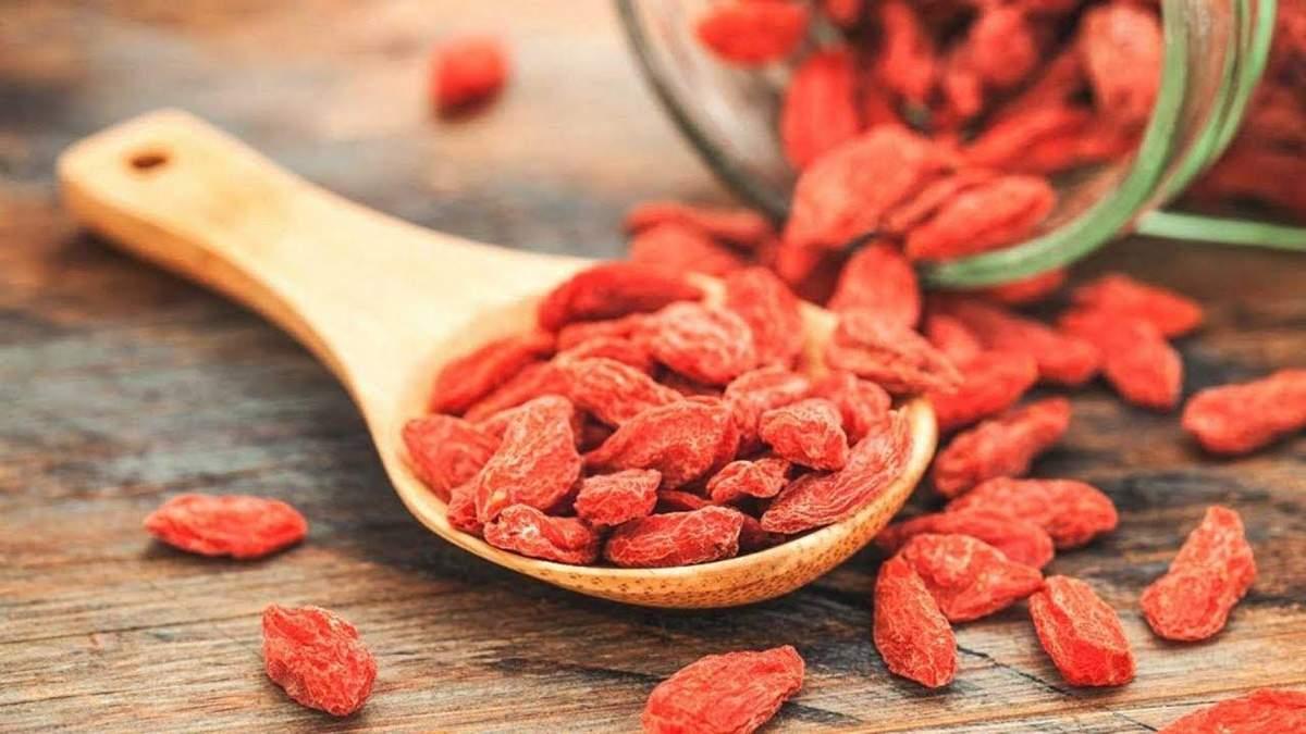 Ягоды годжи – польза и вред ягод годжы для организма