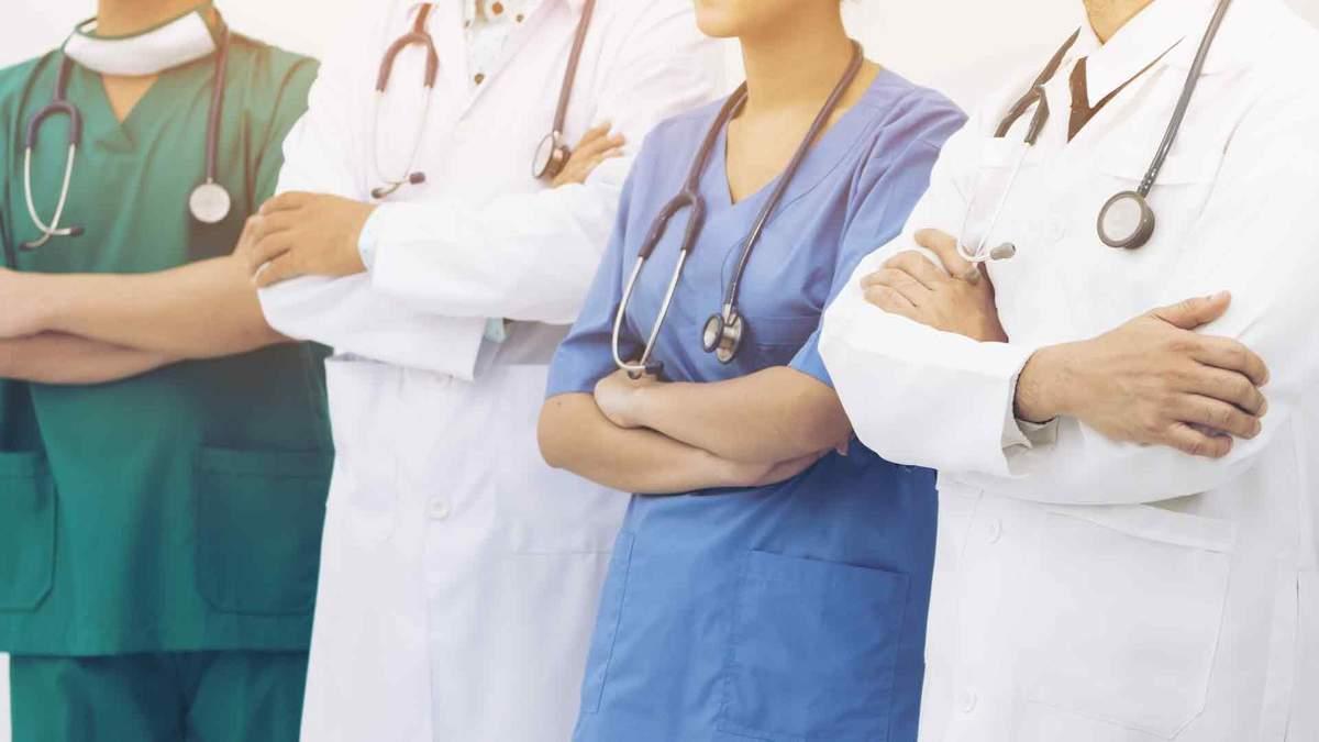 Гончарук рассказал о реформе здравоохранения