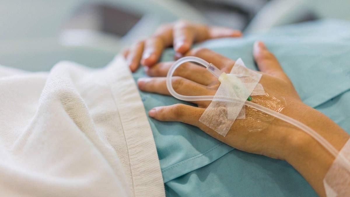 От осложнений гриппа в Украине умерла женщина