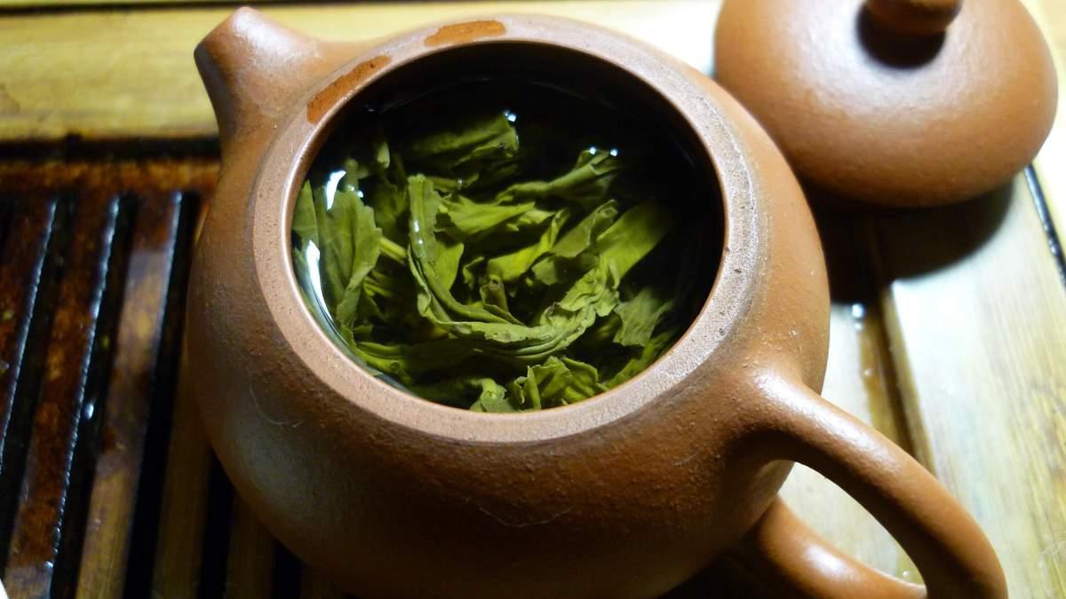 Як вживання зеленого чаю подовжує життя людини на рік