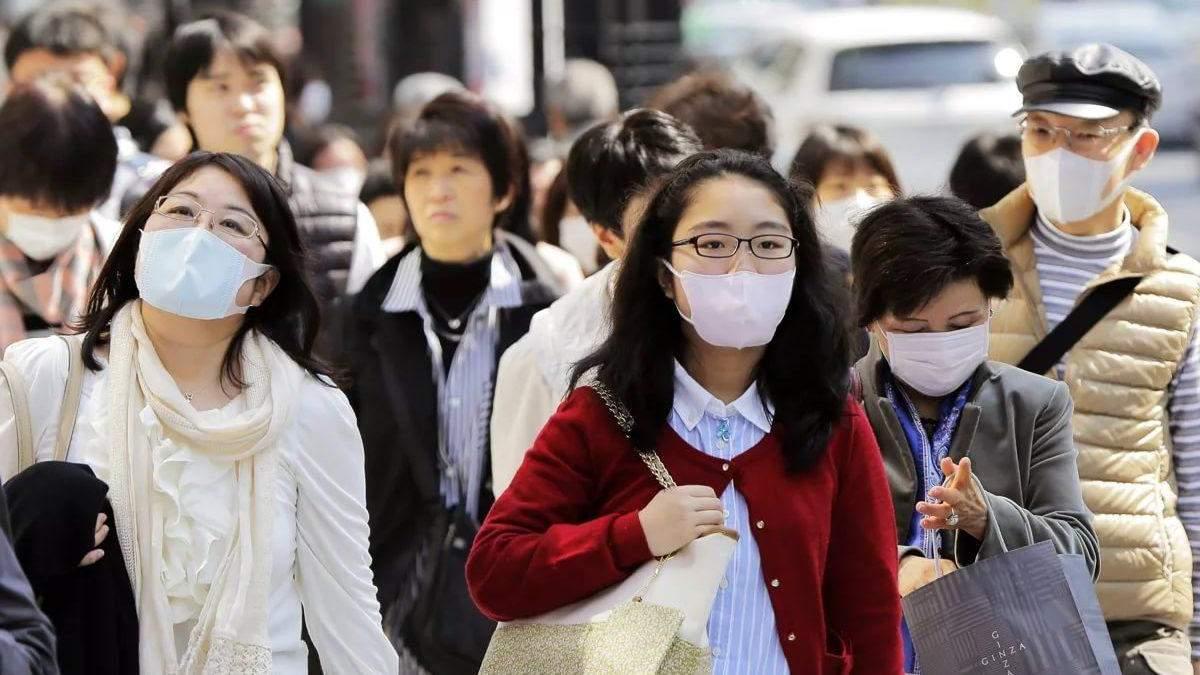 Вспышка пневмонии в Китае