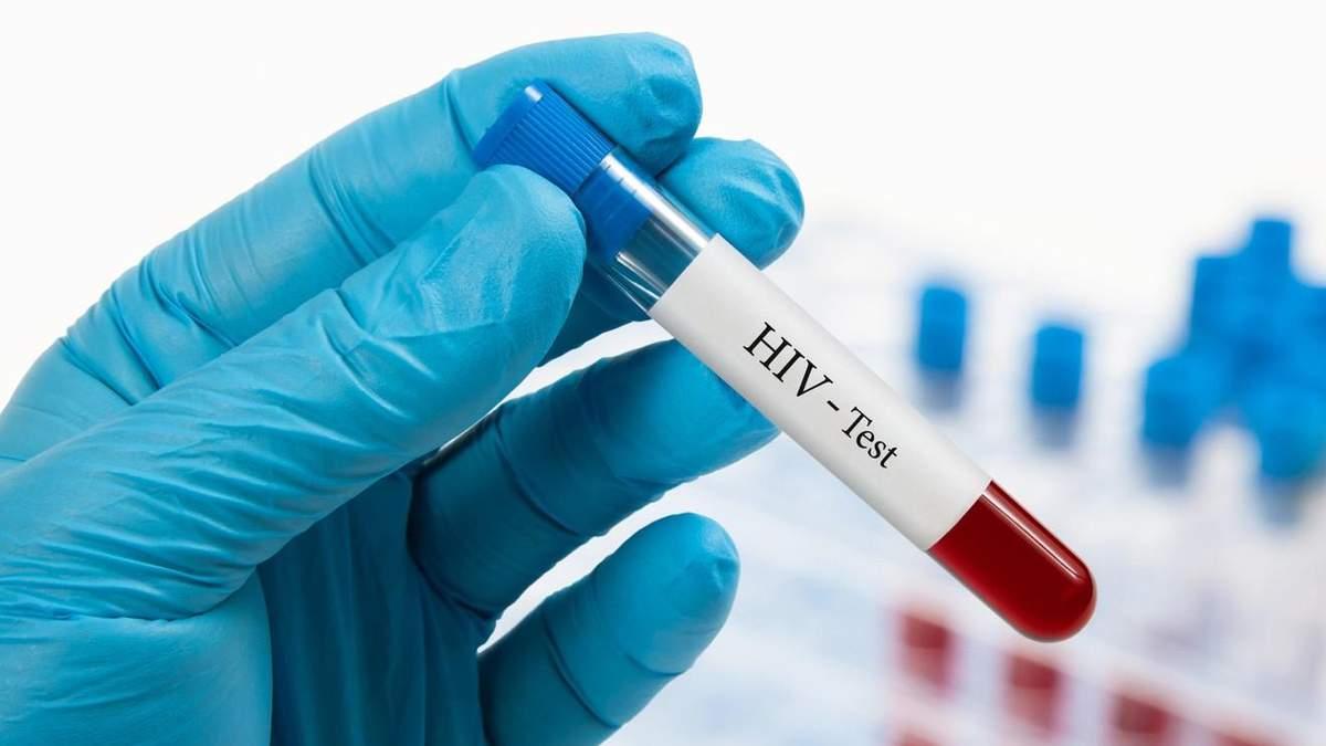 В декабре в Украине более 200 человек умерли от СПИДа