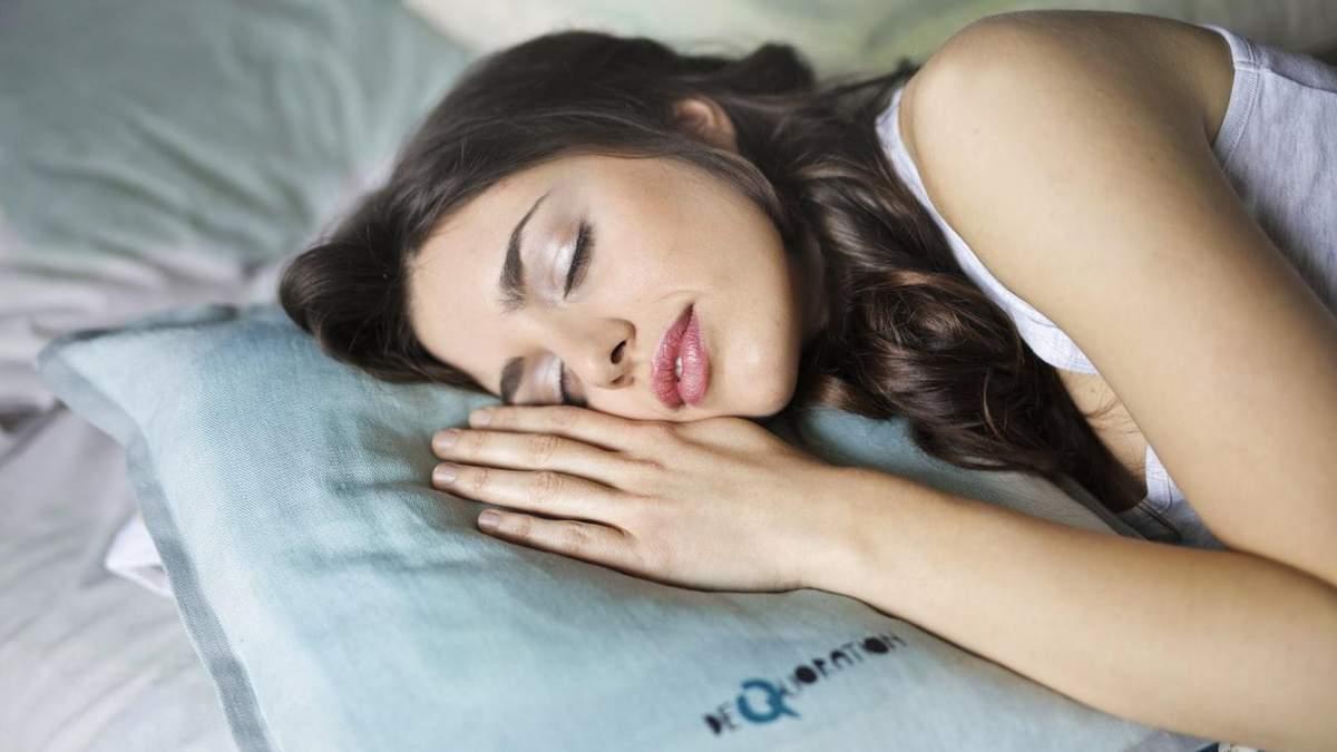 Які процеси під час сну покращують наш зовнішній вигляд