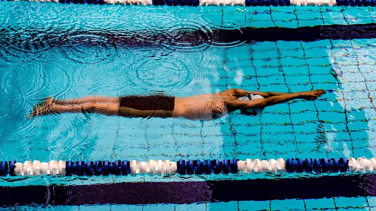 Вчені назвали плавання найкориснішим видом спорту