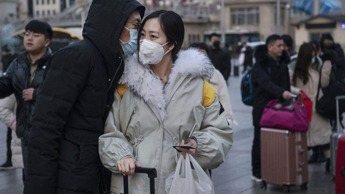 Коронавірус з Китаю – інкубаційний період вірусної пневмонії