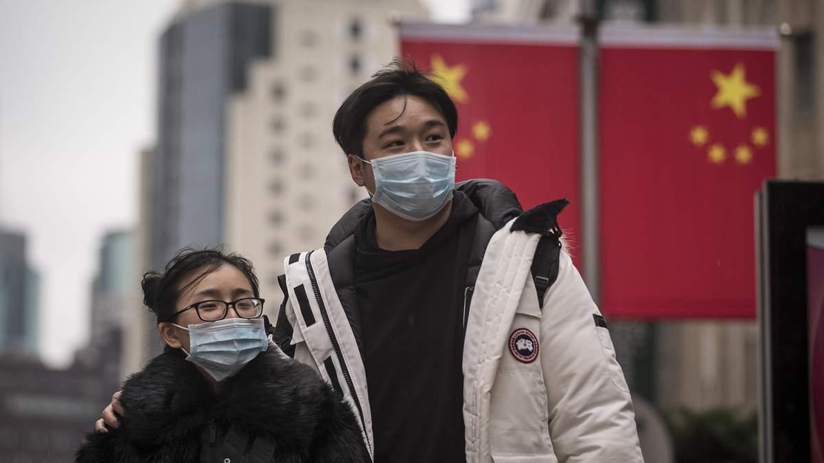 В Китае снова появился коронавирус
