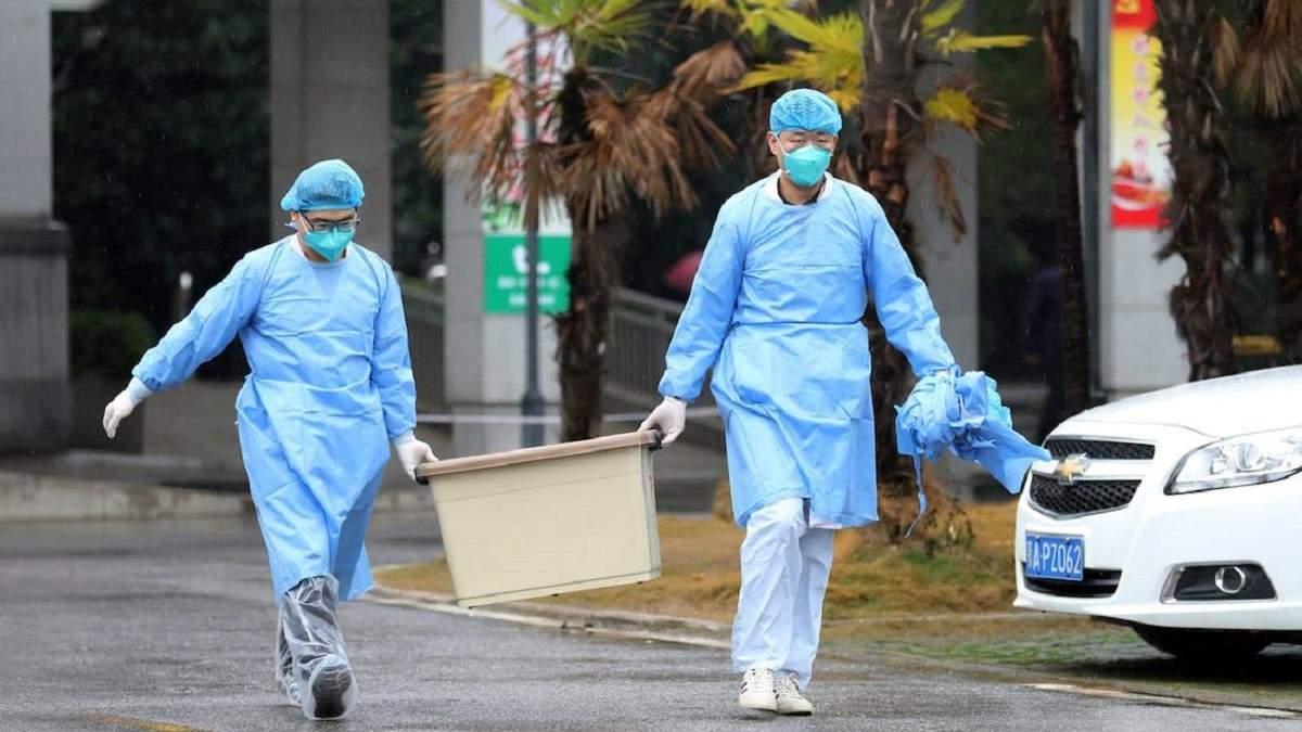 Як у США лікують від коронавірусу