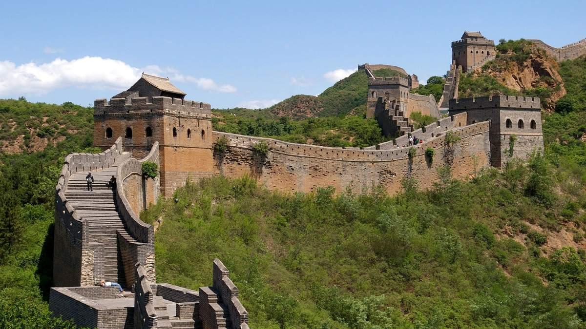 Закрыли китайскую стену