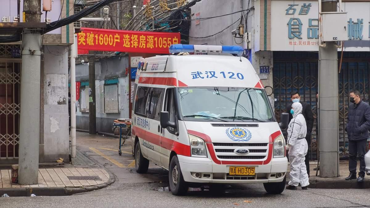 Смертельна пневмонія, Китай 2020 – вилікували першу людину