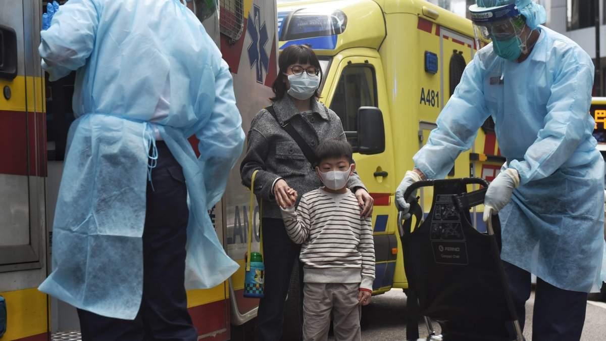Коронавирус диагностировали у двухлетнего мальчика: это самый молодой инфицированный