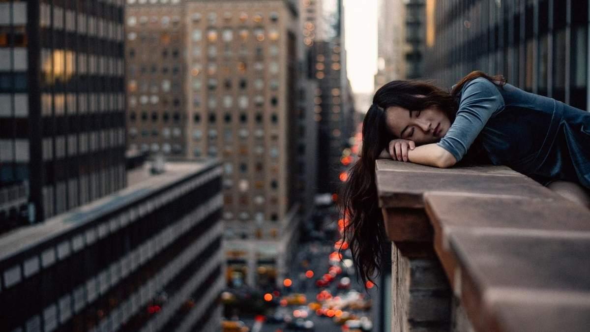 Незвичайні стани сну: як ми спимо, навіть не здогадуючись про це