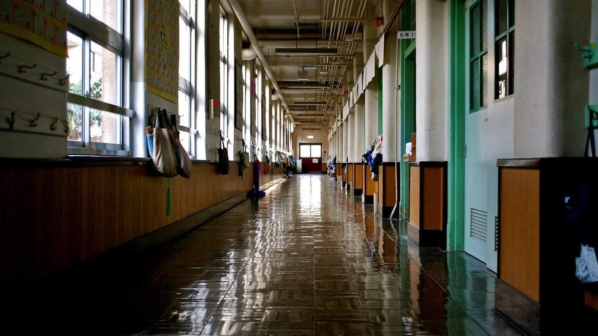 Карантин 2020, Украина – список областей, где школы на карантине