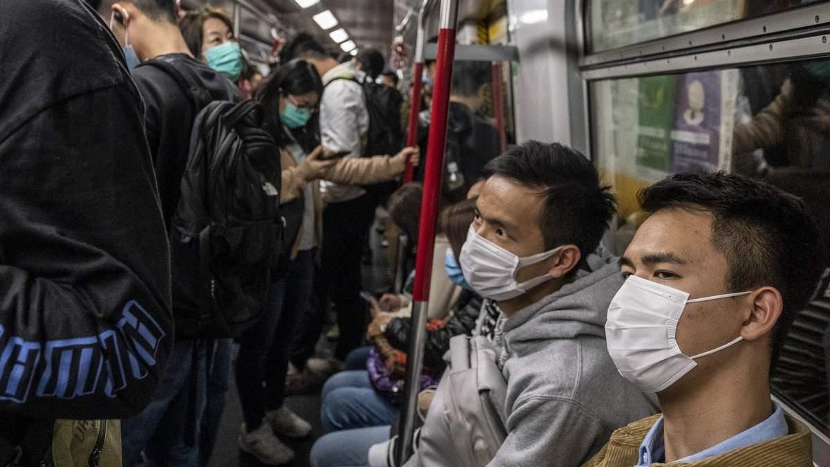 Смертельний коронавірус у Китаї