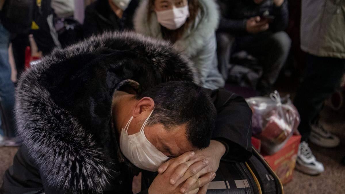 Коронавирус из Китая заподозрили уже и в Чехии