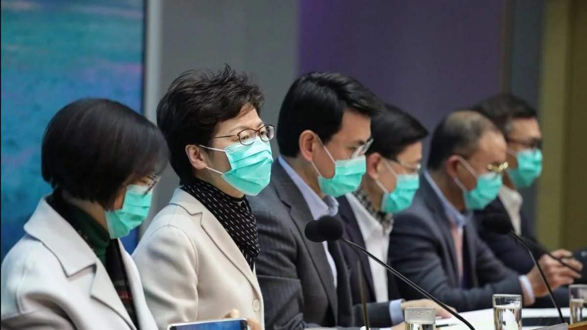 Останні заходи Гонконгу стосовно коронавірусу