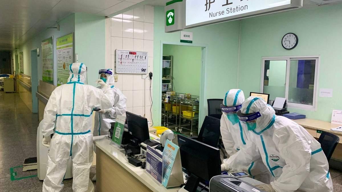 Коронавірус 2019 nCoV рівень зараження вищий ніж у вірусу SARS 2003
