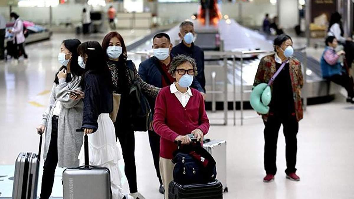 США евакуювали своїх громадян із китайського Уханю