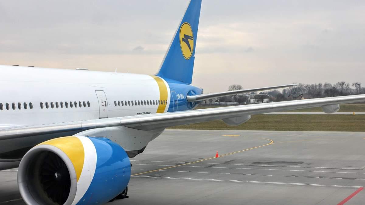 МАУ выполнит два рейса в Китай, чтобы эвакуировать украинцев