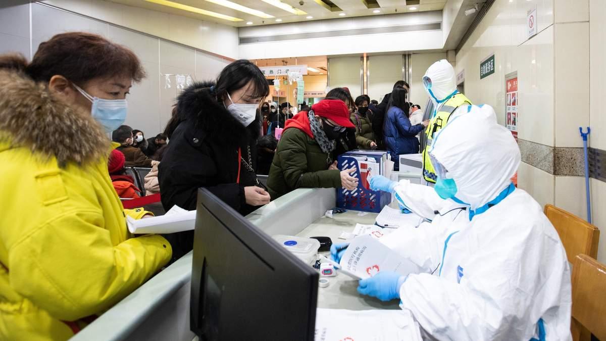 Новая больница в Китае