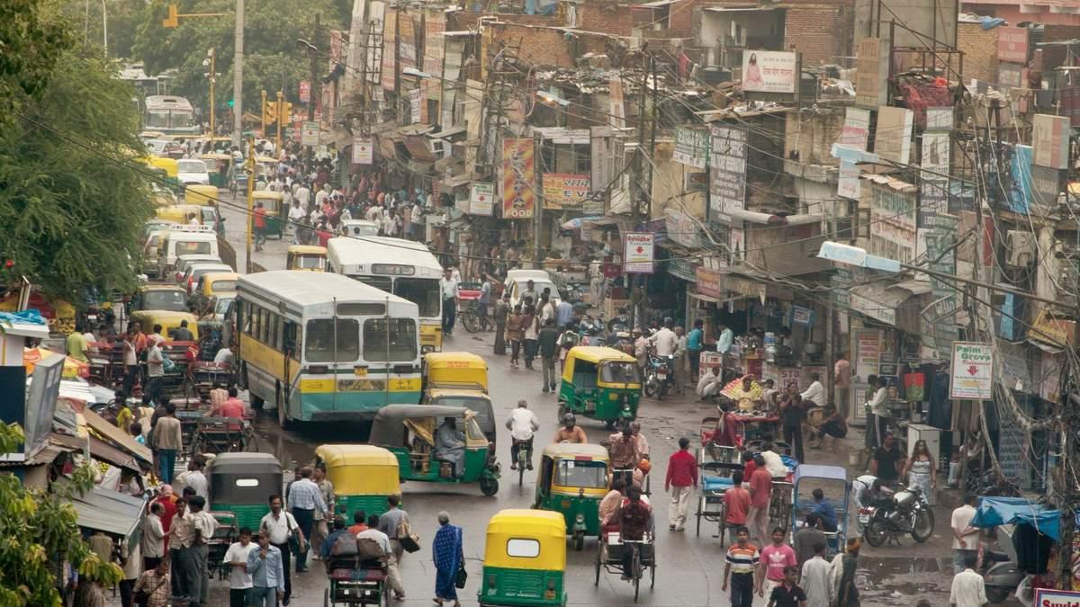 В Индии зафиксировали коронавирус
