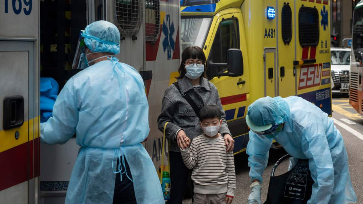 Як працюють медики в Китаї
