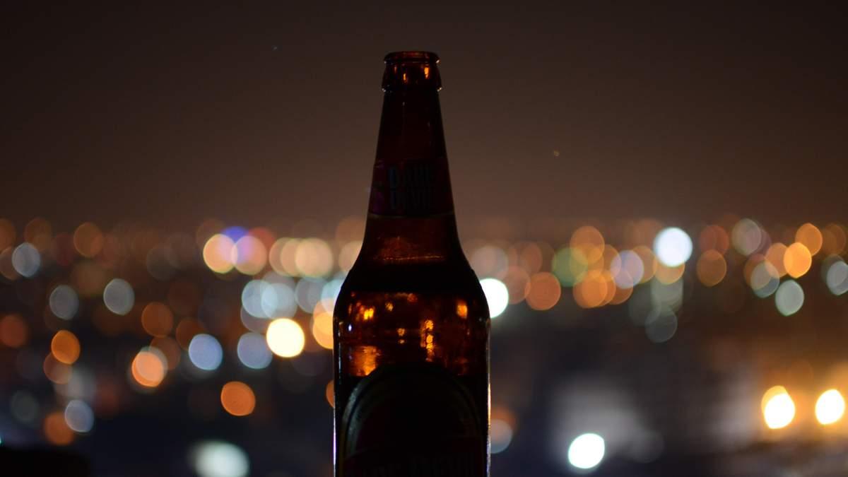 Алкоголь портит психическое здоровье
